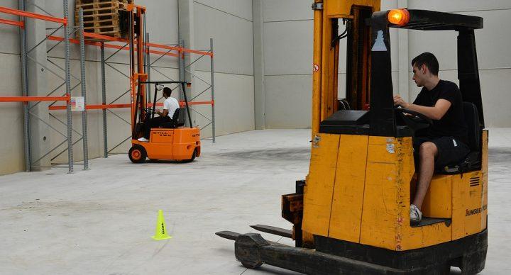 Conduite en sécurité des transpalettes et gerbeurs-  Apprentissage de la conduite – Evaluation préalable à l'autorisation de conduite